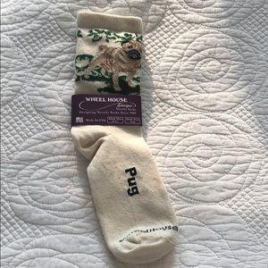 Other - NWT Pug Socks